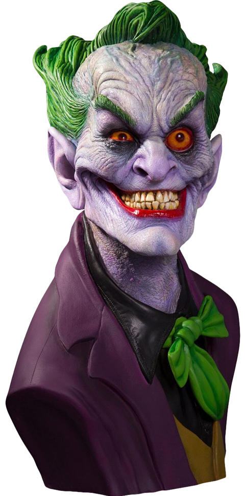 DC Collectibles The Joker Ultimate Edition Bust