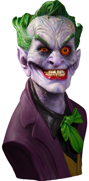 The Joker Ultimate Edition Bust