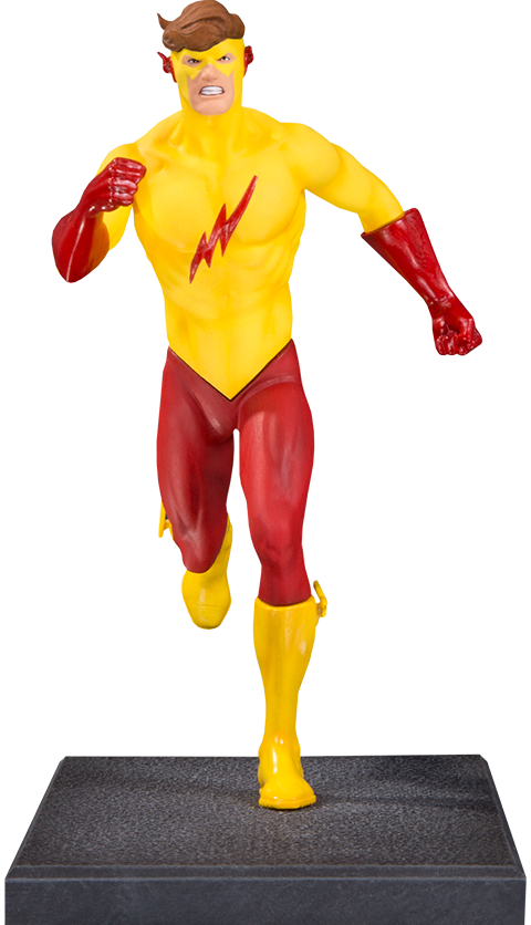 DC Collectibles Kid Flash Statue