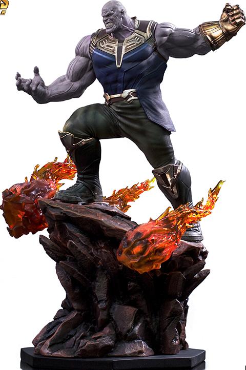 Iron Studios Thanos Statue