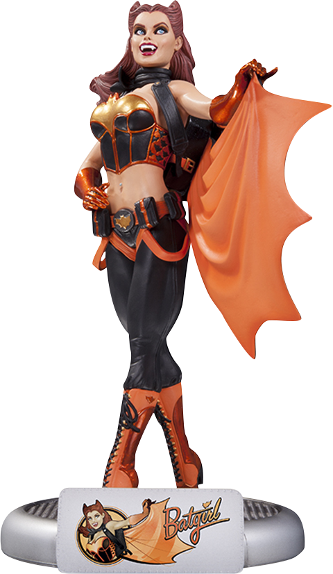 DC Collectibles Halloween Batgirl Statue