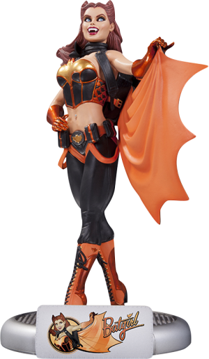 Halloween Batgirl Statue