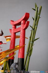 Gallery Image of Mai Shiranui Diorama