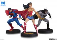 Gallery Image of Jim Lee Collector 3-Pack Statue