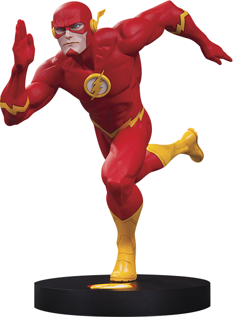 DC Direct The Flash Statue