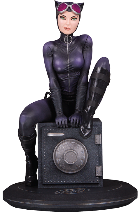 DC Direct Catwoman Statue
