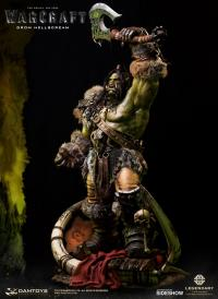 Gallery Image of Grom Hellscream Version 2 Statue