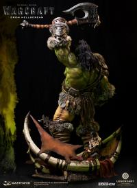 Gallery Image of Grom Hellscream Version 2 Statue