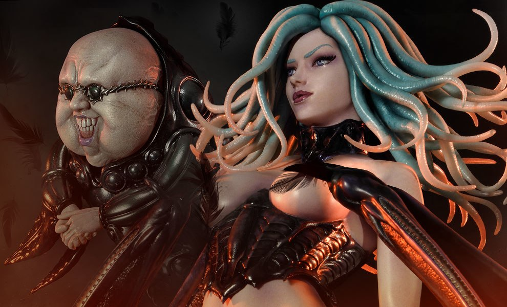 Gallery Feature Image of Slan Deluxe Version Statue - Click to open image gallery