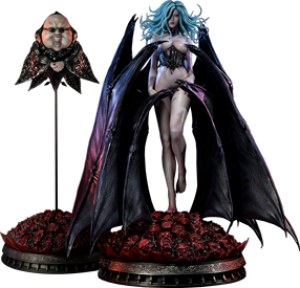 Slan Deluxe Version Statue