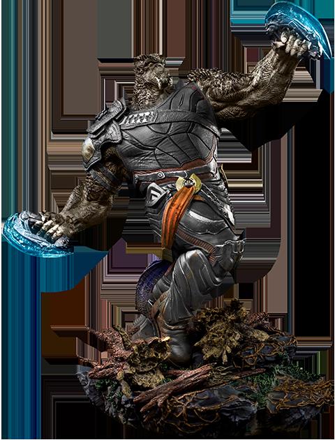 Iron Studios Cull Obsidian Statue