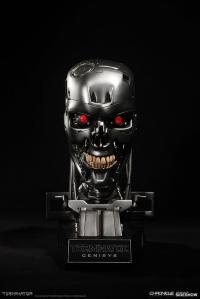 Gallery Image of Endoskeleton Skull Prop Replica