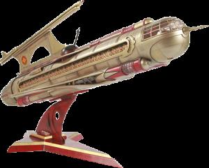 War Rocket Ajax Scaled Replica