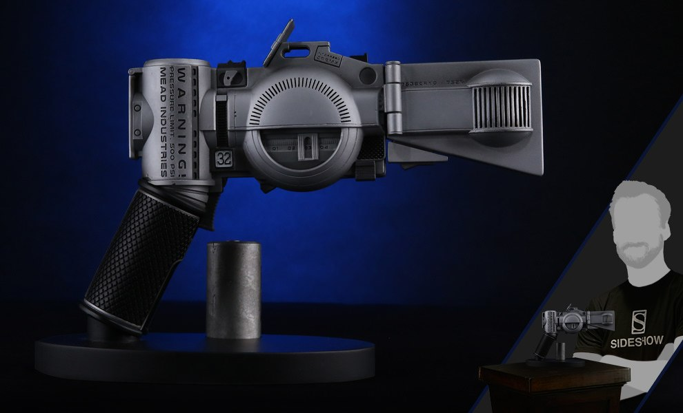 Gallery Feature Image of Syd Mead Blaster Scaled Replica - Click to open image gallery