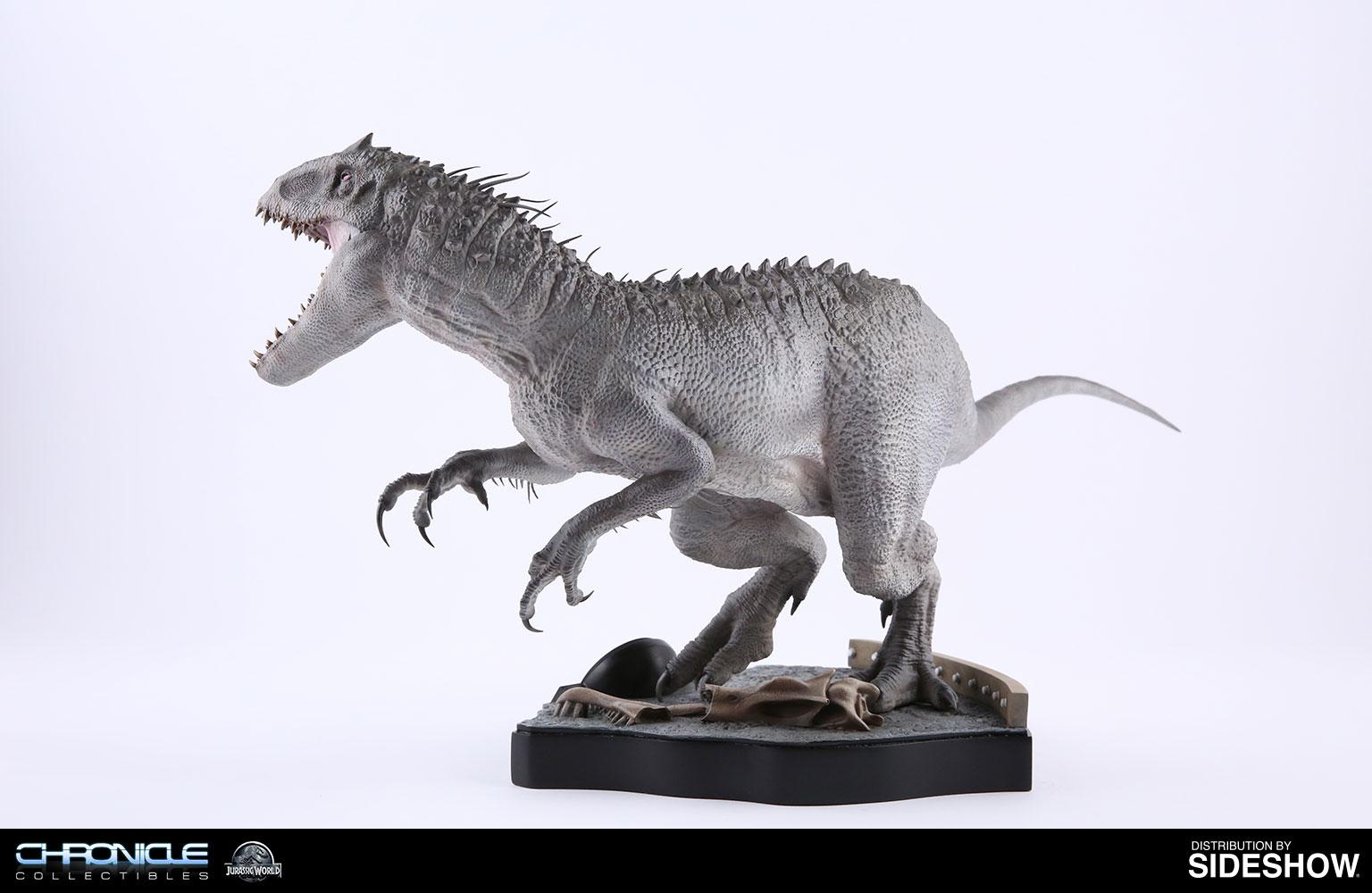 jurassic world final battle indominus rex sideshow