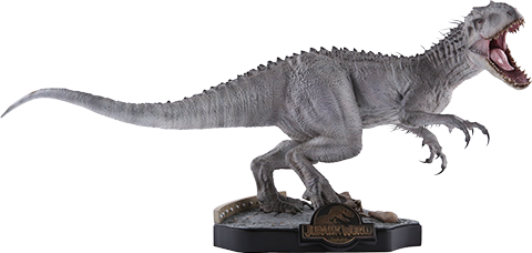 Chronicle Collectibles Final Battle Indominus Rex Statue