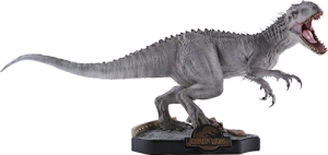 Final Battle Indominus Rex Statue