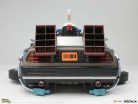 Gallery Image of DeLorean Time Machine Collectible Figure