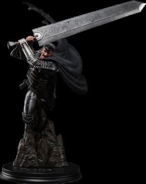 Guts Black Swordsman Statue