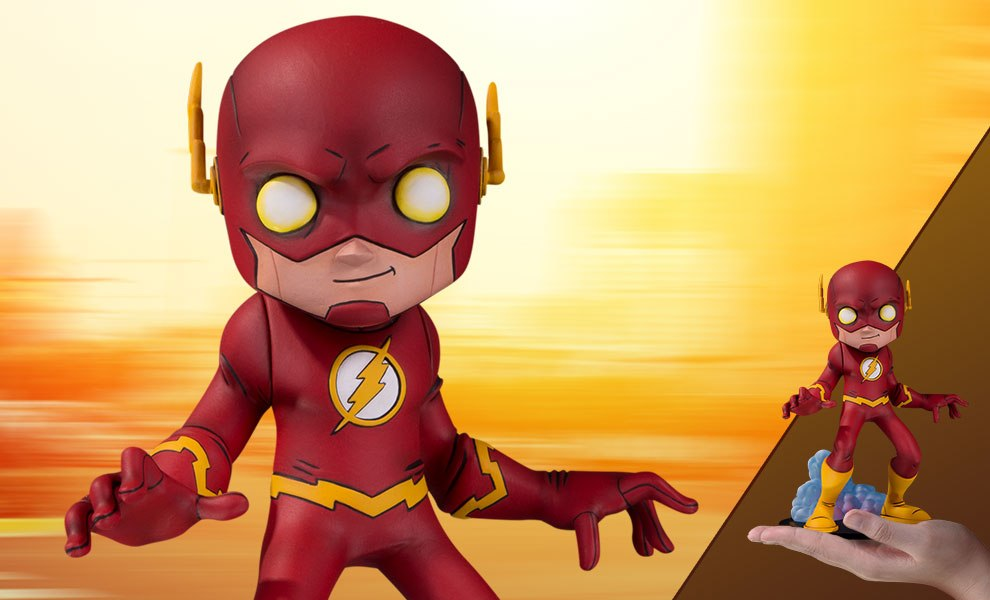 Gallery Feature Image of The Flash Vinyl Collectible - Click to open image gallery