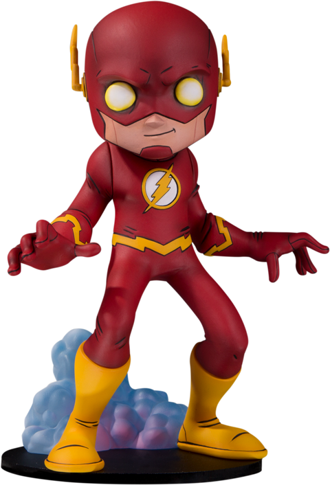 DC Direct The Flash Vinyl Collectible