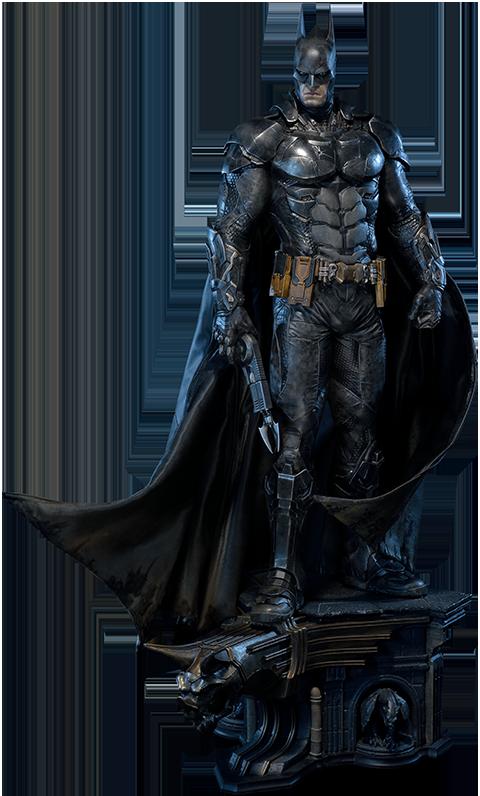 Prime 1 Studio Batman Battle Damage Version Statue