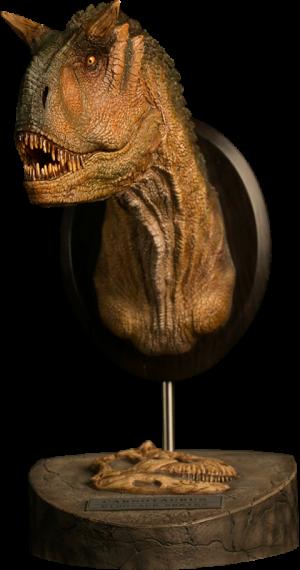 Carnotaurus Female Bust