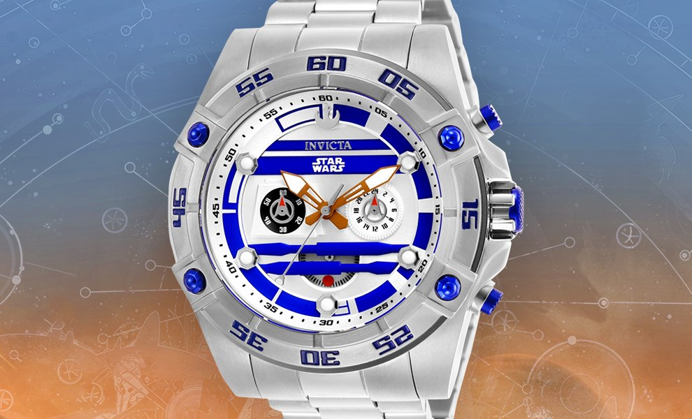 Gallery Feature Image of R2-D2 Watch - Model 26518 Jewelry - Click to open image gallery