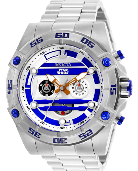 Invicta R2-D2 Watch - Model 26518 Jewelry