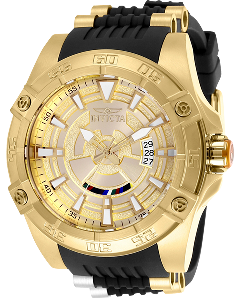Invicta C-3PO Watch - Model 26521 Jewelry