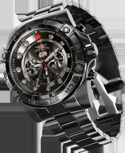 Invicta Darth Vader Watch - Model 26497 Jewelry