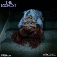 Gallery Image of Mega Exorcist with Sound Collectible Figure
