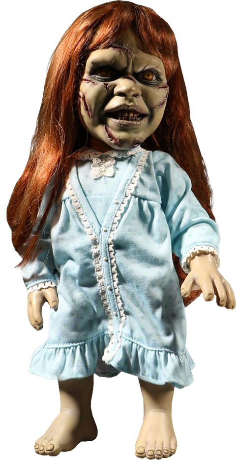 Mezco Toyz Mega Exorcist with Sound Collectible Figure