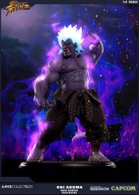 Gallery Image of Oni Akuma Mad Demon Statue