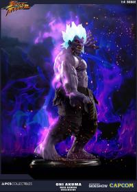 Gallery Image of Oni Akuma Mad Demon Statue