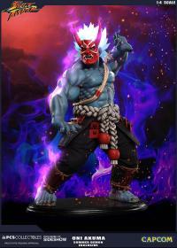 Gallery Image of Oni Akuma Summer Demon Statue