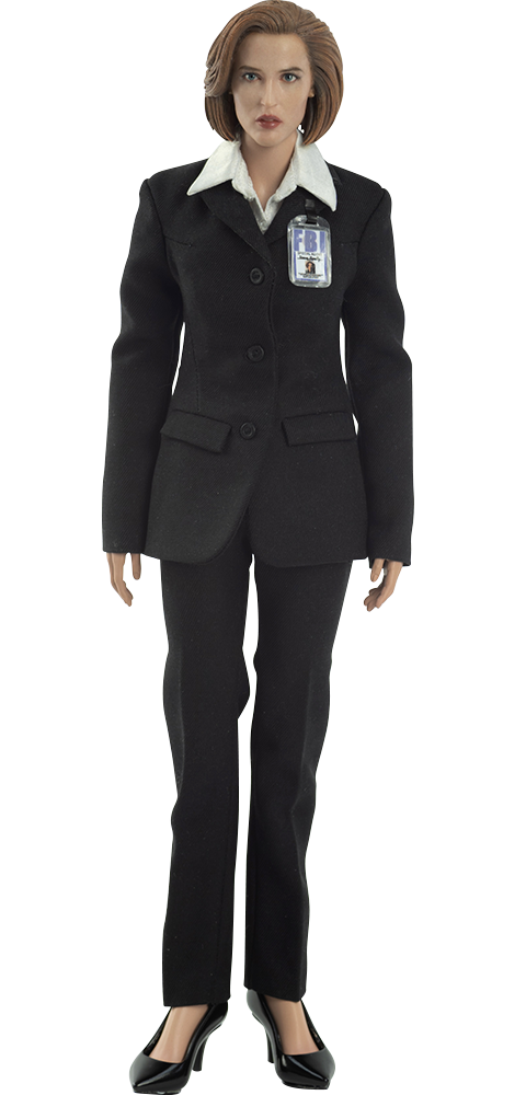 Threezero Agent Scully Sixth Scale Figure