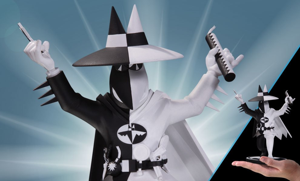 Gallery Feature Image of Spy VS Spy as Batman Statue - Click to open image gallery