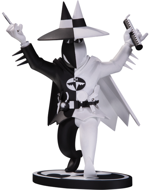DC Direct Spy VS Spy as Batman Statue