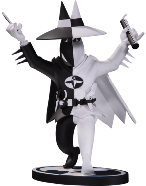Spy VS Spy as Batman Statue