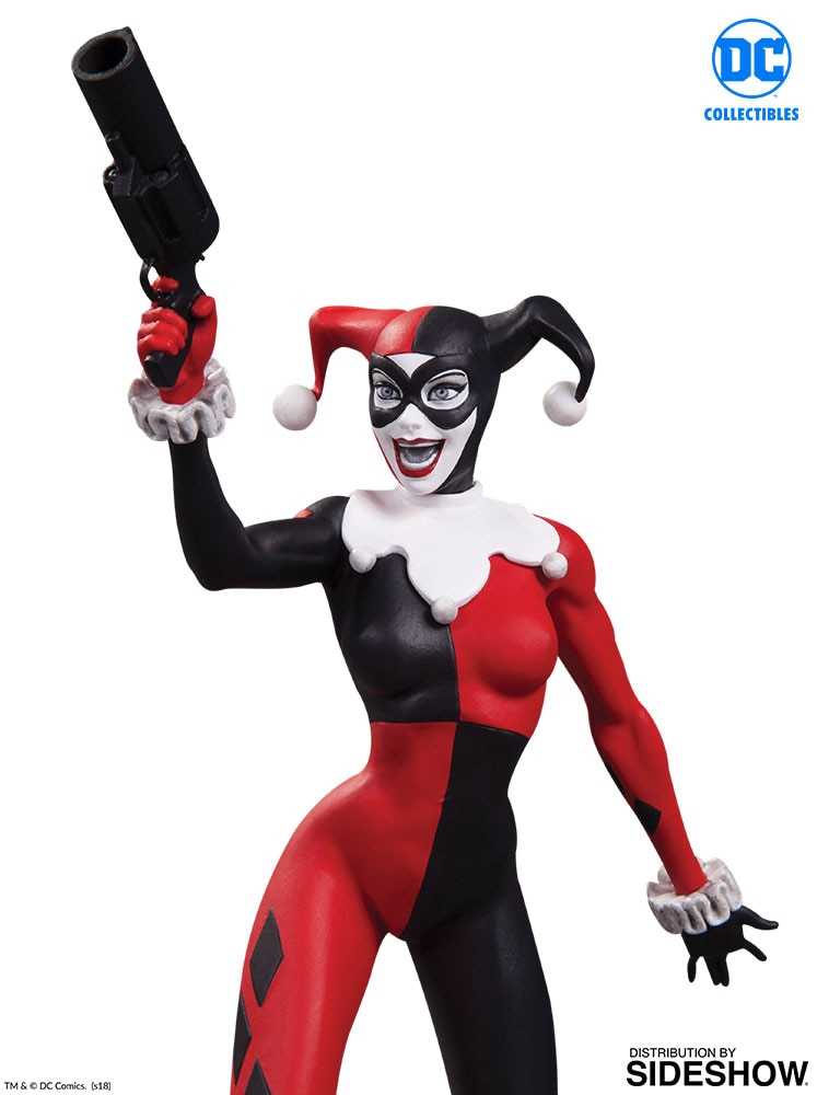 Dc Comics Harley Quinn Statue By Dc Collectibles