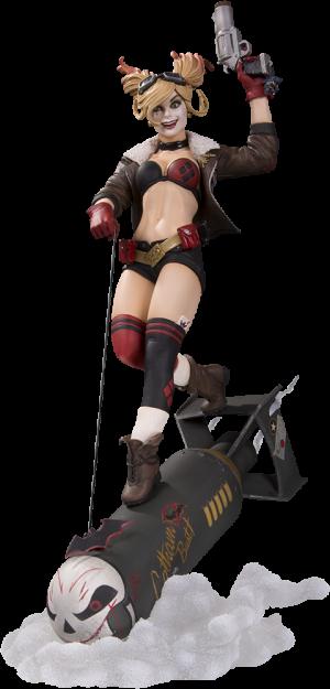 Harley Quinn Deluxe Statue