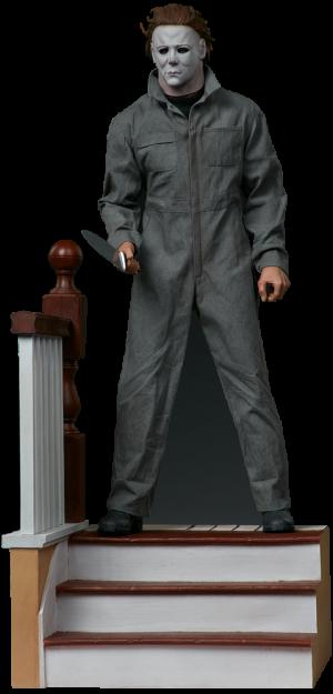 Michael Myers Statue