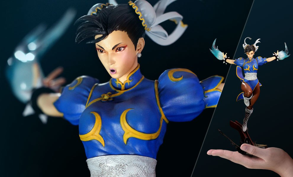 Gallery Feature Image of Chun-Li Diorama - Click to open image gallery