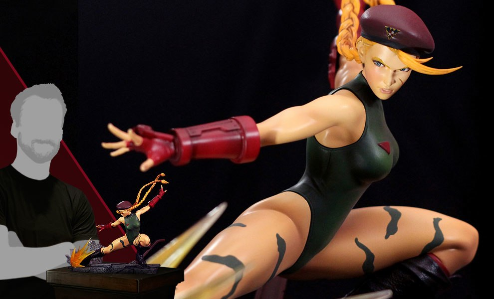 Gallery Feature Image of Cammy White Diorama - Click to open image gallery