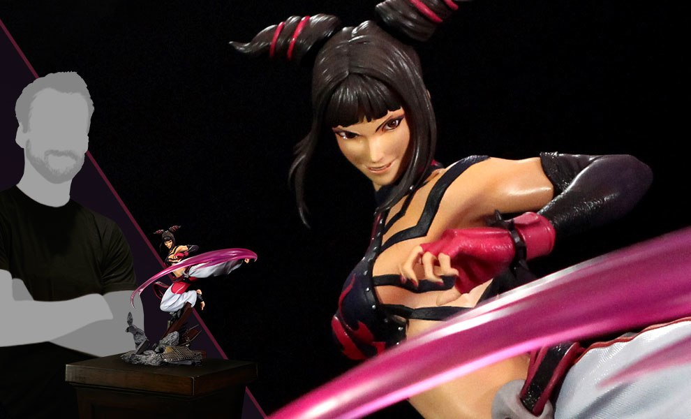 Gallery Feature Image of Juri Han Diorama - Click to open image gallery