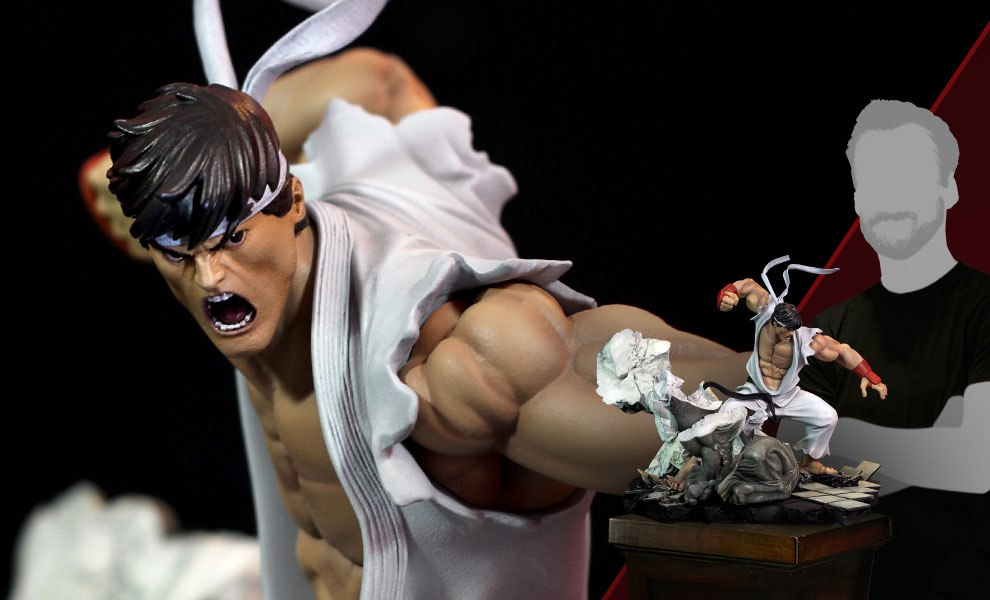 Gallery Feature Image of Ryu Diorama - Click to open image gallery