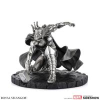 Gallery Image of Thor Figurine Pewter Collectible