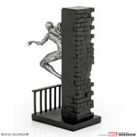 Gallery Image of Spider-Man Figurine Pewter Collectible