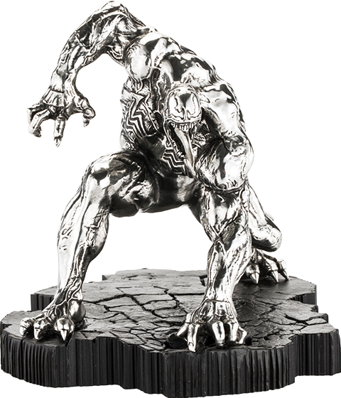 Royal Selangor Venom Figurine Pewter Collectible